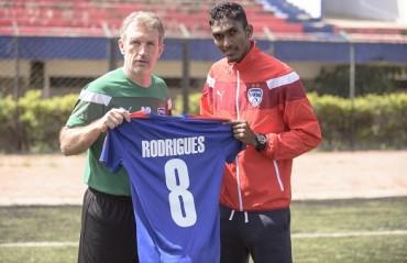 After Khabra, Bengaluru FC snap up Lenny Rodrigues