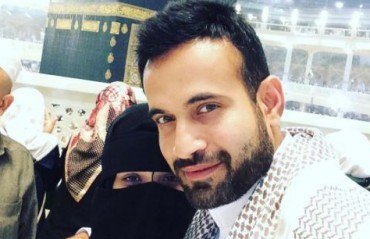 Irfan Pathan and wife Safa Baig blessed with a baby boy