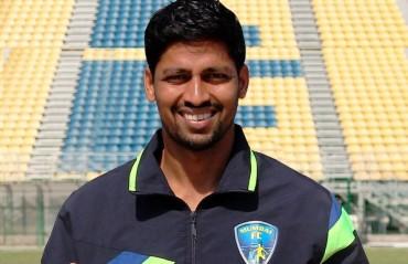 Laxmikant Kattimani will safeguard Mumbai FC's goal in 2016-17