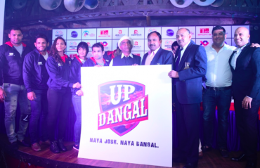 UP franchise of PWL Season 2 names their team as 'UP Dangal- Naya Josh Naya Dangal'