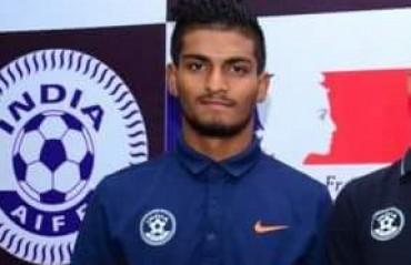 Minerva Punjab FC sign 19 year old Prosenjit Chakraborty