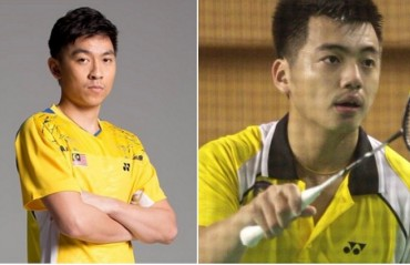 Rajiv & men's doubles duo of Tan Boon/Tan Wee help the Hunters smash out their opponents 4-3 in a close encounter