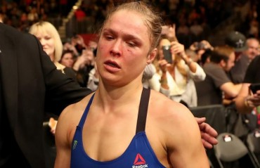 Ronda Rousey comments on her UFC 207 loss