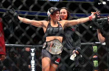 Amanda Nunes now owns a string of Divisional records after her win at UFC 207