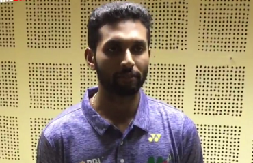 WATCH: Prannoy excited about PBL 2; says he's happy to share dressing room with Ajay