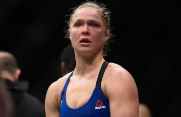 UFC 207 Medical suspensions: Ronda Rousey and Dominick Cruz out for 45 days