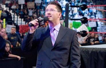 UFC signs former WWE announcer Todd Grisham