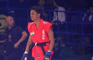 Ganryujima 2017: Hikaru Machida defeats Aditya Katkade via decision
