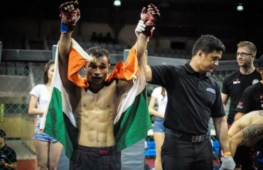 Team Relentless to represent India at Bahrain vs. India Amateur MMA Championship