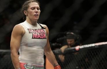 Cat Zingano not happy with Amanda Nunes for disrespecting Ronda Rousey