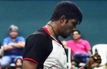 #TFGinterview: Would pick men's doubles over mixed; really happy to be alongside senior players in PBL, says Satwiksai Raj