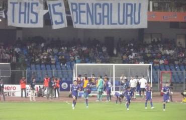 Play-by-Play: Udanta shines as Bengaluru get an easy 3-0 win over Shillong Lajong at Kanteerava