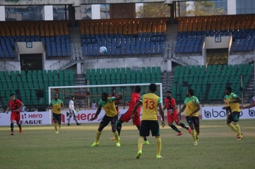 Play-by-Play: Chennai City & Minerva Punjab make a lukewarm entry to the I-League through a goalless draw