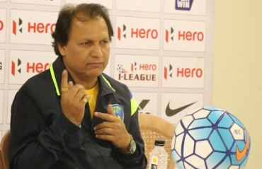 We showed only 10% of the attacking football to come in this season, says Santosh Kashyap