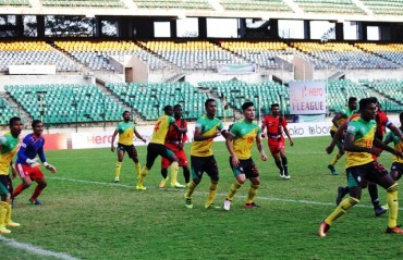 Chennai City: Same ground, given differently to Indian Super League and I-League teams