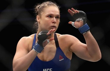 Ronda Rousey quotes JK Rowling In her first social media post after UFC 207