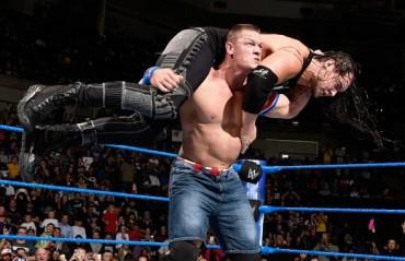 TFG SmackDown Review: John Cena make a Statement, Wyatt Family has Problems,