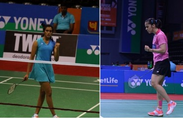 NO SAINA v SINDHU: Saina to miss tonight's clash against Chennai Smashers in PBL