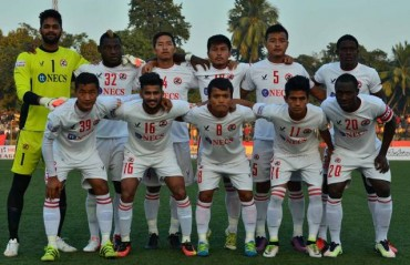 FOREIGN ASSETS: Aizawl FC's battle to stay up has crucial roles for their overseas signings to play