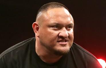 WWE Rumor: Samoa Joe to make his debut at Royal Rumble