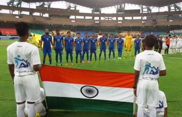 India reach 129th spot in latest FIFA rankings, highest in years
