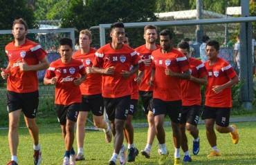 INDIAN ACES: Bengaluru FC have captured the crux of the Indian national team in their roster