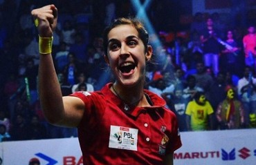 Carolina Marin lead Hunters to the SF of PBL; will face Mumbai Rockets tomorrow