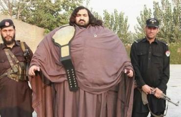 'Pakistani Hulk' wants to join WWE