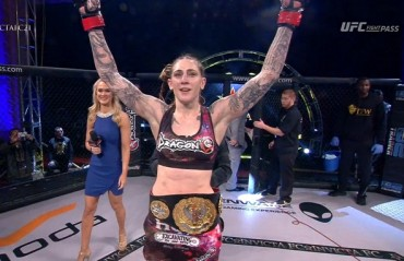 Invicta FC 21 Results: Megan Anderson crowned new champion