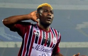 Sony Norde officially registers himself with Mohun Bagan