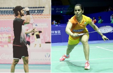 Saina and Ajay begin their Malaysia GPG campaign with a win