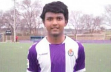 Indian youngster Abneet Bharti signs for Portuguese club, Sintrense
