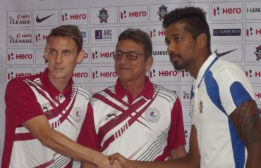 Sanjoy Sen advises MB players to be cautious ahead of CCFC game, forecasts a multi-horse title race