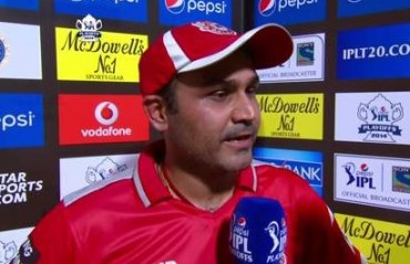 KXIP appoints Sehwag as head of cricket operations & strategy for IPL 10