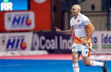 Glenn Turner's incredible double goals helps Kalinga Lancers earn second successive win
