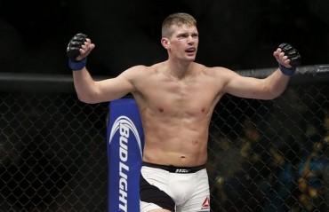 #TFGinterview: UFC Welterweight contender Stephen Thompson -