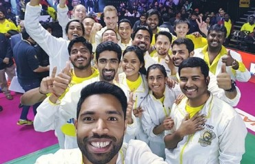 READ: A heartfelt 'Thank-you' message from coach Arun Vishnu to his team Chennai Smashers
