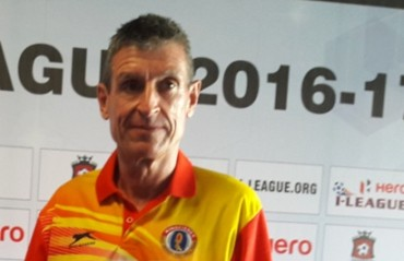 Trevor Morgan: Pleasing to watch our forwards score goals