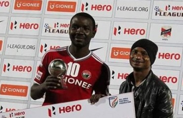 Play-by-Play- Lajong's win third on the run; Chennai had just one shot on goal