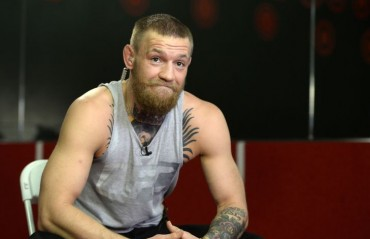 Conor McGregor comments on the media Blackout of Ronda Rousey