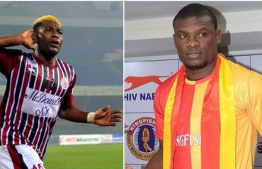 Friendship On Hold: Sony Norde won't have dinner with Wedson Anselme before #KolkataDerby