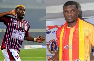 For 90 mins Sony Norde will be his enemy, vows East Bengal striker Wedson Anselme