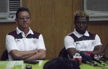 Sony Norde wants to win the Derby for Mohun Bagan fans