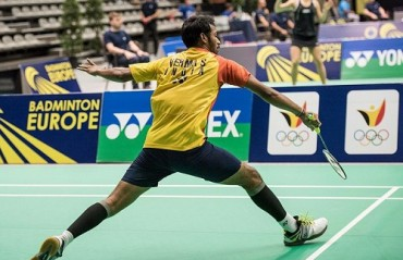 Lakshya's growth good for Indian badminton; aiming to play at All England and enter top 30 by June, says Sourabh Verma
