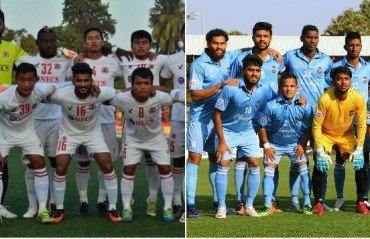 Play-by-Play: An own goal, soft penalties as Aizawl maintain 100% home win record