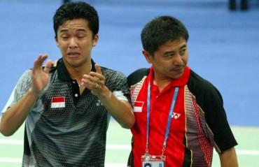 Taufik Hidayat's coach Mulyo Handoyo to now train Indian shuttlers at the Gopichand academy