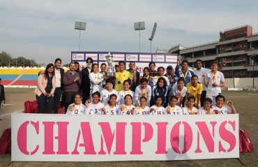 Eastern Sporting Union Crowned Champions of the Indian Women's League