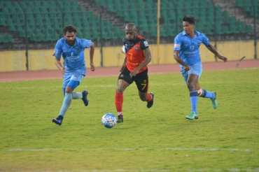 Play-by-Play: Churchill score first but could not hold the lead; Charles scores for Chennai again
