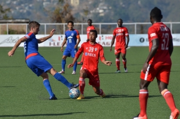 Play-by-Play: Aizawl FC hold Bengaluru FC to continue their unbeaten run at home