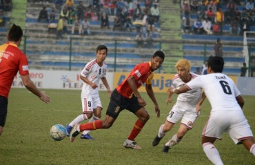 Play-by-Play: Shillong hold East Bengal at Siliguri; Kaith the hero for Lajong